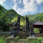 Храм у подножья гор в Амеде