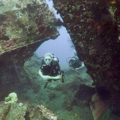 Дайвинг на Либерти, Туламбен, Бали