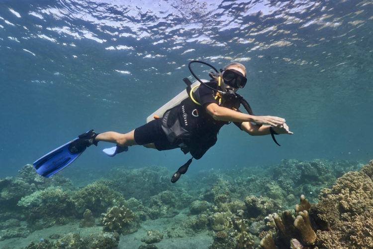 Наталья Соловьева - курс Open Water Diver