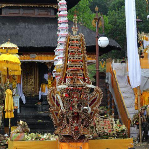 День рождения храма на Бали