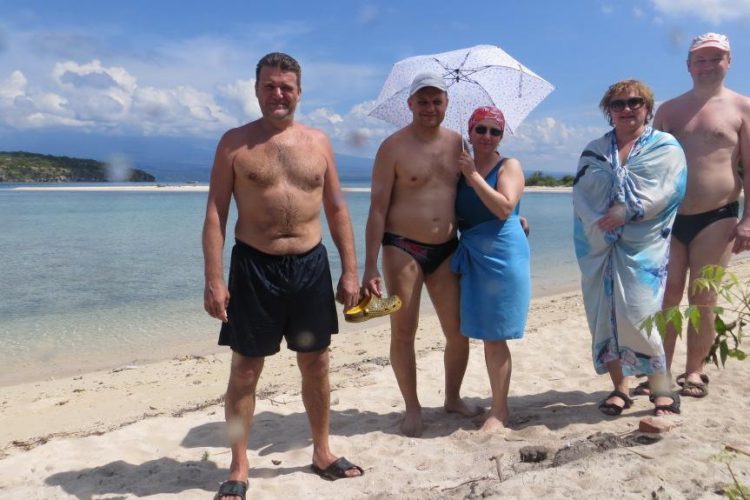 отдых и дайвинг на Бали