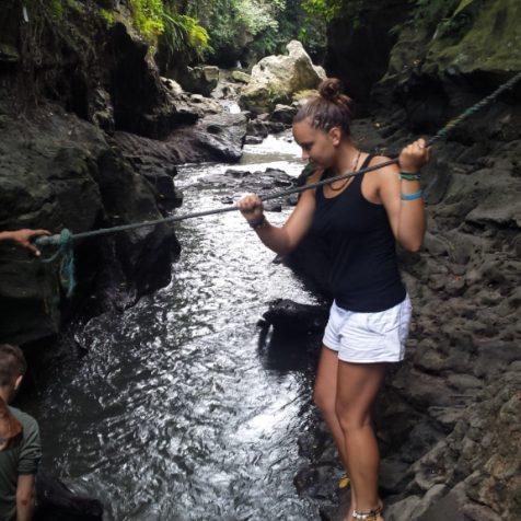 Секретный каньон на Бали