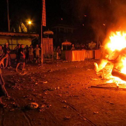 Праздник Ого-ого на Бали