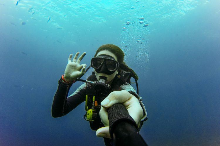 Отзыв Анастасии Макаровой об отдыхе и дайвинге на Бали