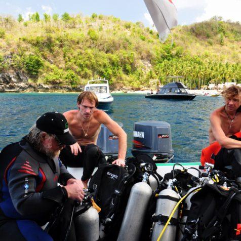 Отзыв Антона Абрамова и группы об отдыхе и дайвинге на Бали