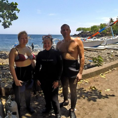 Илья Дягилев о дайвинге и отдыхе на Бали