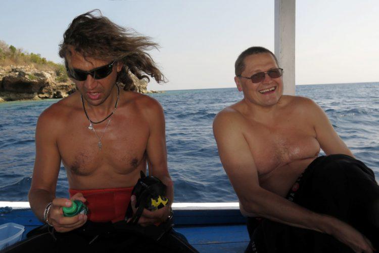 Отзыв Юрия Ильюшкина и группы об отдыхе и дайвинге на Бали