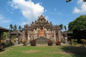 Храм на Бали