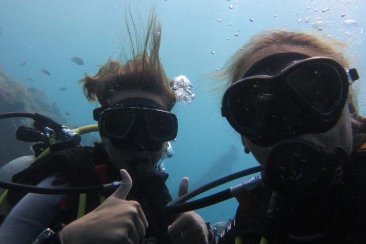 Отзыв Леры и Жени об отдыхе и дайвинге на Бали