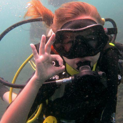 Отзыв Анны Цуркан об отдыхе и дайвинге на Бали