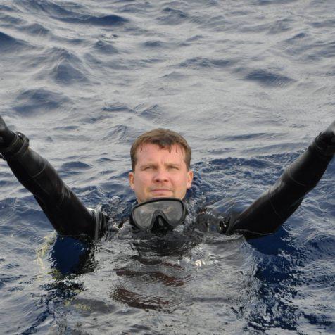 Отзыв Вадима Бондарева об отдыхе и дайвинге на Бали