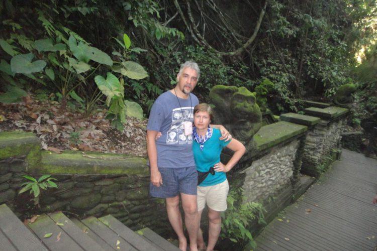 Отзыв Владимира и Татьяны Яковлевых об отдыхе и дайвинге на Бали