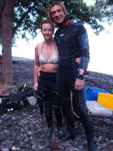Отзыв Юлии Ильницкой об отдыхе и дайвинге на Бали