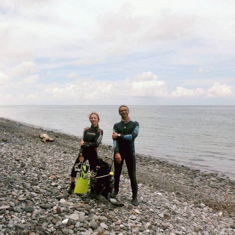 Отзыв Жанны Васудевой об отдыхе и дайвинге на Бали