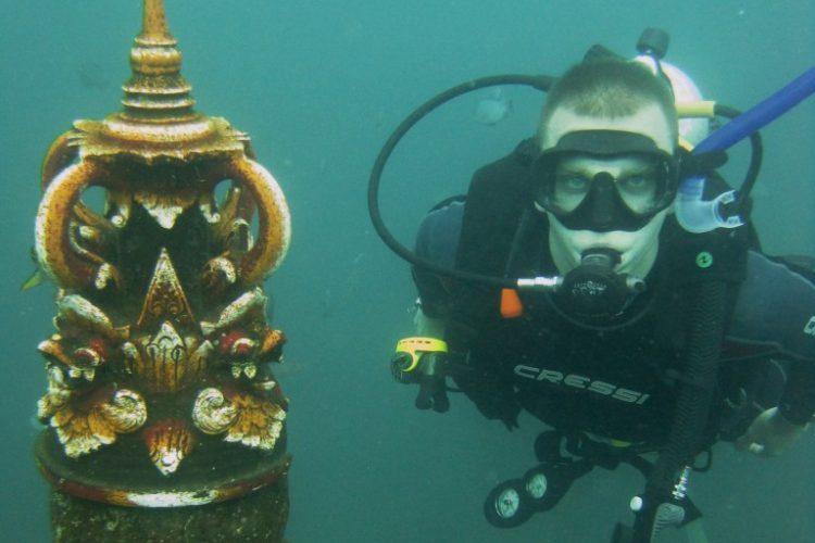 Отзыв Вячеслава Гончарова об отдыхе и дайвинге на Бали